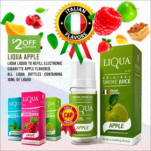ایجوس لیکوا سیب Apple