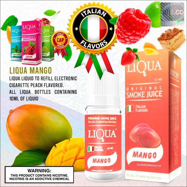 ایجوس لیکوا انبه Mango