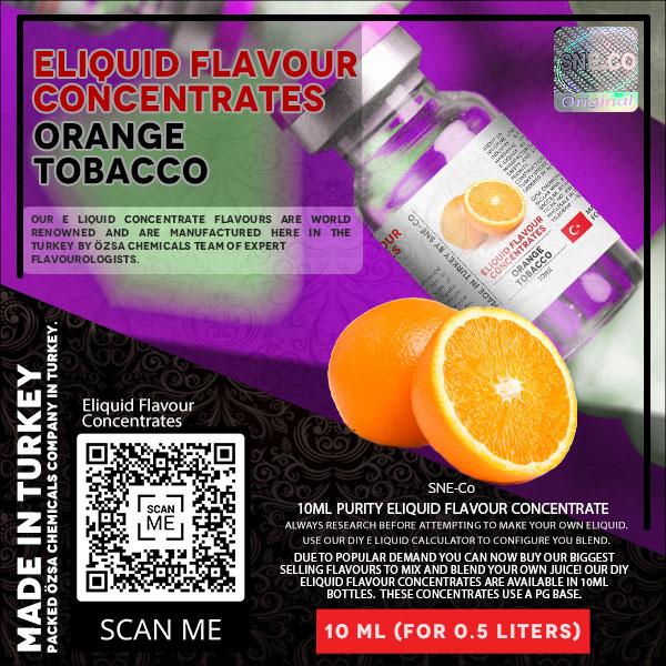 اسانس پرتقال الواحه تنباکویی مخصوص ساخت جویس