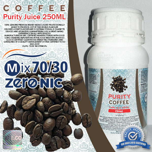 ایجوس طعم طبیعی قهوه پیوریتی ٢۵٠ میلی لیتری
