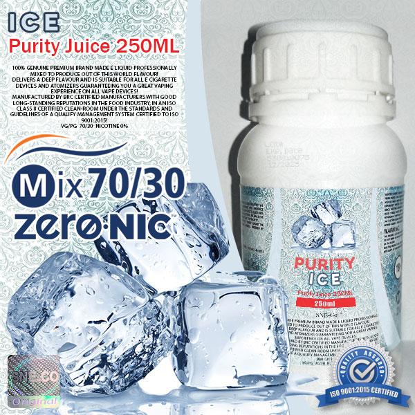 ایجوس یخی پیوریتی ٢۵٠ میلی لیتری